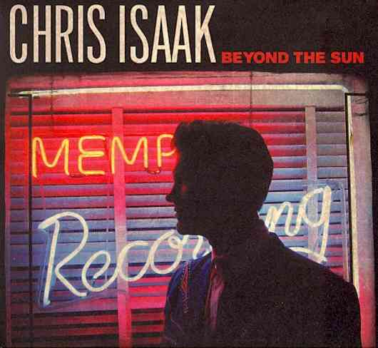 BEYOND THE SUN BY ISAAK,CHRIS (CD)
