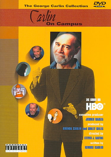 CARLIN ON CAMPUS BY CARLIN,GEORGE (DVD)