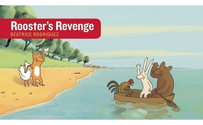 Rooster's Revenge By Rodriguez, Beatrice (CRT)