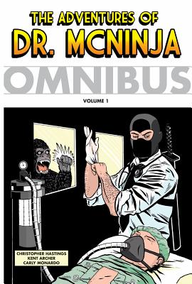 Adventures of Dr. Mcninja Omnibus By Hastings, Christopher/ Edidin, Rachel (CON)
